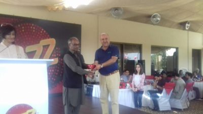 Jazz Amateur Golf Tournament Islamabad 2018 Conclude