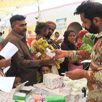 After peace, Karachi's Manghopir gets free medical camp