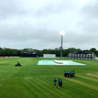 No play on second day of Kent v Pakistan