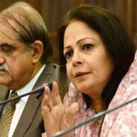"LAHORE (Dunya News) – The Punjab government Friday announced not to table budget for fiscal year 2018-19. Punjab Finance Minister Dr Ayesha Ghaus Pasha said that the government won't table budget for fiscal year 2018-19. The government, however, had prepared the budget, she said. She added that caretaker government would present the budget. ""We will present interim budget for the current fiscal year,"" she said."