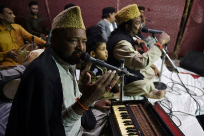 Pakistan's qawwali music fights to be heard after Amjad Sabri's death