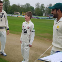 Pakistan bat against Kent in tour opener