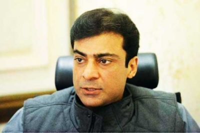 Hamza Shahbaz to appear before NAB in clean water corruption case today
