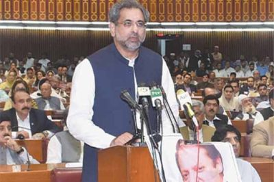 Mumbai attacks remarks: PM Abbasi supports Nawaz's demand to form commission