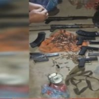 LEAs Recover Huge Cache of Arms, Explosives From Quetta