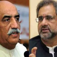 Caretaker govt: PM Abbasi, Khursheed Shah to meet again today