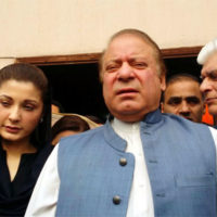Stand up if you want real democracy in country, urges Nawaz