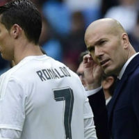 Zidane hopeful Ronaldo will be fit for Champions League final