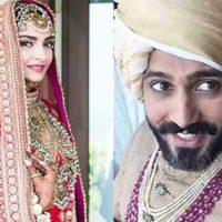 Star-studded Sonam Kapoor's wedding ceremony in Mumbai