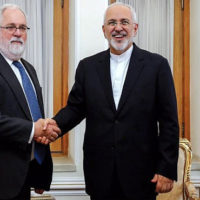Iran's Zarif says EU efforts to save nuke deal 'not sufficient'