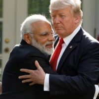 India's Modi twice as popular on Facebook as Trump: study