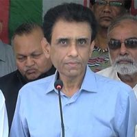 Khalid Maqbool announces massive rally in Liaquatabad on May 5