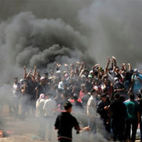 Gaza toll rises to 59 with more protests against Israel planned