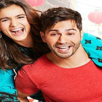 Alia Bhatt Gets Ragged By Varun Dhawan All The Time