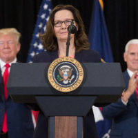 First woman CIA director sworn in