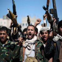 Rebels call for 'mobilisation' as Yemen forces close in on key port