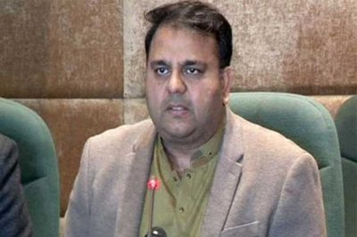 Nawaz Sharif trying to declare Pakistan terrorist state, says Fawad Chaudhry