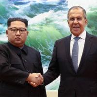 Moscow invites N.Korea's Kim to visit