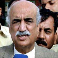 Seems parliamentary committee will decide caretaker PM, says Khursheed Shah