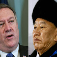 Pompeo begins talks with Kim's right-hand man ahead of nuclear summit
