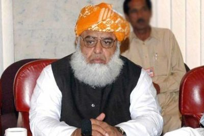 Fazlur Rehman terms FATA merger in KP an international agenda