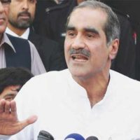 Imran loudly congratulated Qadri after attack on parliament, PTV: Saad