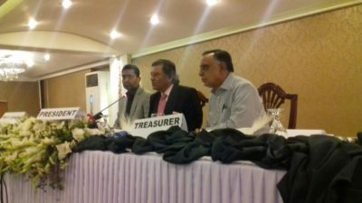Pakistan, hockey, federation, elections, Brig, Khalid, Sajjad, Khokhar, President, Shehbaz Senior, secretary, general, elected