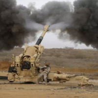 Saudi Arabia says new Yemen missile intercepted