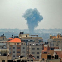 Israel hits more Hamas sites, denies ceasefire claims