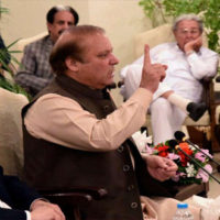 Chairman NAB Taking Revenge: Former PM Nawaz Sharif