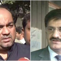Shah, Izhar To Meet Today for Caretaker CM Sindh