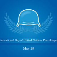 Message of the Foreign Minister on the International Day of United Nations Peacekeepers