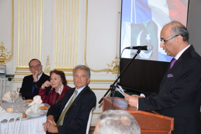Association of Friends of Pakistan launched in Paris