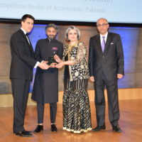 PR MSA of Pakistan has won World Versailles Design Award, 2018