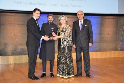 PR MSA of Pakistan has won World Versailles Design Award, 2018