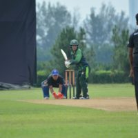 Pakistan Women team played 2 Practice Matches against MCA Development Team