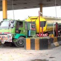 Islamabad: Two injured as oil tanker rams into ticketing booth