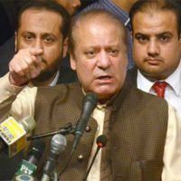 Those who commit murder, violate constitution are not reprimanded, criticizes Nawaz