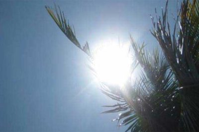 Hot weather to prevail in parts of country: PMD