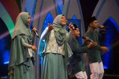 Preach! Indonesia's got Ramadan talent