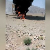 Army aviation helicopter crashes in Quetta