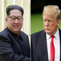 Trump to receive Kim letter as nuclear summTrump to receive Kim letter as nuclear summit takes shapeit takes shape