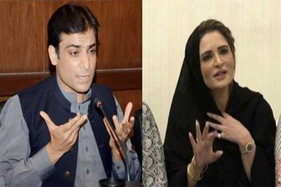 Hamza Shahbaz, Ayesha Ahad withdraw case against each other