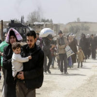 Over 920,000 displaced in Syria in 2018, highest level since conflict began: UN