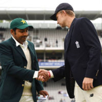 Pakistan bat against England in 2nd Test