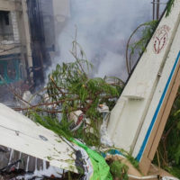 Small plane crashes in Mumbai, five dead: officials