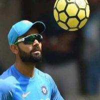 Kohli backs football fan plea after 2,569 watch India