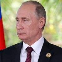Putin dismisses G7 criticism as 'babbling', calls for cooperation