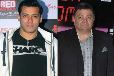 Salman lashes out at Rishi Kapoor for not respecting his family