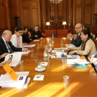 27 June 2018 Bilateral meeting with Dr. Shamshad Akhtar, Minister for Finance of Pakistan OECD Headquarters, Paris, France Photo: OECD/Andrew Wheeler
